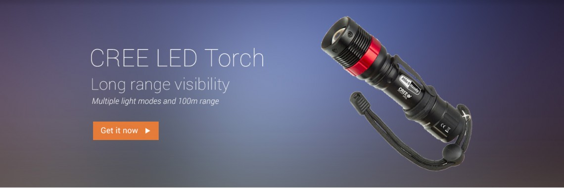 CREED LED Torch