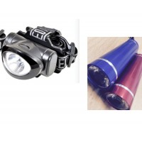 1W CREE LED Headlight